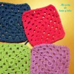 Tejiendo para yarn bombing