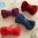 Lacitos a crochet